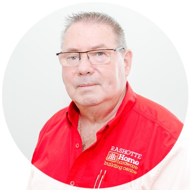 Larry   Rashotte Home Hardware Building Centre